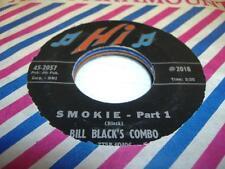 Soul 45 BILL BLACK'S COMBO Smokie - Pt. 1 on Hi