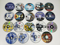 Playstation 1 2 PS1 PS2 Xbox  -  Lot of 19 Game Discs Only - B