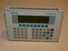 SIEMENS COROS OP15-C2 6AV3515-1MA22-1AA0  6AV35151MA221AA0 Panel OP 15-C2