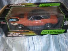 ERTL Fast Furious Dodge Diecast Cars, Trucks & Vans