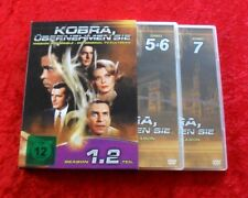 DVD Box Kobra, übernehmen sie Season 1.2. Teil - 3 DVD's (Mission Impossible)