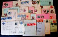 Repubblica -Storia Postale - Democratica - Lotto da 120  buste del settore - 1 -