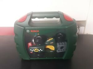 Bosch  Grand Prix Case Ixolino F1 TOY CAR WITH TOOLS build your car NICE