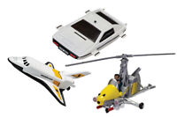 Space Shuttle Little Nellie Lotus Esprit (Triple Pack) from James Bond