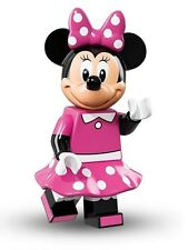 Lego Disney series minnie mouse mini-figure #11 of 18 with checklist