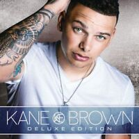 KANE BROWN Kane Brown Deluxe Edition CD BRAND NEW Self-Titled
