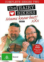 Hairy Bikers Mums Know Best - Series 2 (DVD) NEW/SEALED