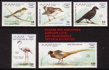 West Sahara 1990 Aves MNH Conjunto Completo