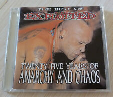 CD ALBUM ROCK PUNK THE EXPLOITED THE BEST OF TWENTY FIVE YEARS 24 TITRES 2004