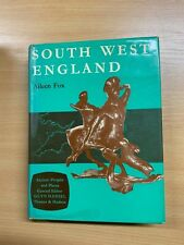 "1964 1ST EDITION ""SOUTH WEST ENGLAND"" ARCHAEOLOGY ILLUSTRATED HARDBACK BOOK"