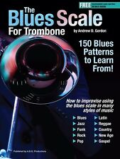 The Blues Scale For Trombone Book/audio files