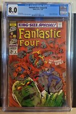 Fantastic Four Annual #6 CGC 8.0 1st Appearance of Annihilus, Franklin Richards