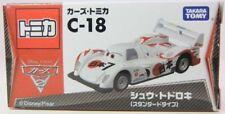 Takara Tomy Tomica Disney Cars 2 C-18 Shu Todoroki Die-Cast Car
