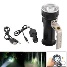 LED Rechargeable Magnetic Torch Flexible Inspection Lamp Cordless Work Light  UK
