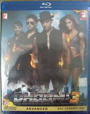 DHOOM 3 (AAMIR KHAN, KATRINA KAIF, ABHISHEK) - BOLLYWOOD 2 DISC BLU-RAY