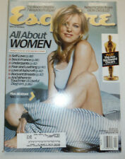 Esquire Magazine Naomi Watts & Economy Boom April 2003 031015R