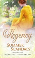 Regency Summer Scandals (Mills & Boon Special Releases) By Diane Gaston, Amanda