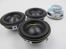 "1pcs 1.5""inch Φ40*22.5mm 4ohm 5W full-range speakers NdFeB Dual magnetic speaker"