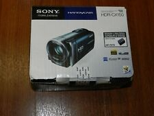 Open Box - Sony Handycam HDR-CX150 Camcorder - BLUE - 027242788848