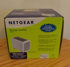 Netgear Storage Central Network Stolrage Device SC101 NIB