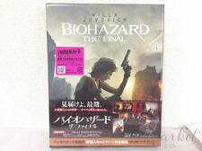 Resident Evil The Final Chapter Premium 3D Limited Edition 3 Blu-ray New F/S