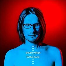 STEVEN WILSON TO THE BONE CD (New Release Friday August 18th 2017)
