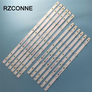 12pcs LED strip LB48015 V1_00 V0_00 for Planar SL4851 3B7450001EA0 BDL4830QL