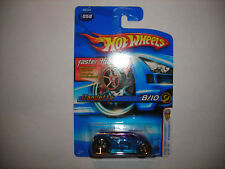 2005 HOT WHEELS # 58 FTE FASTER THAN EVER BLUE VANDETTA  FREE SHIPPING