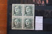 STAMPS SPAIN BLOCK OF 4 MNH** (F103847)