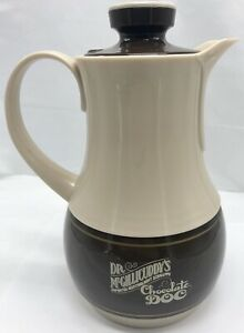 Dr McGillicuddy's Schnapps Insulated Pitcher Chocolate Doc Hot Drink Container
