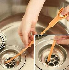 Home Drain Hair Removal Tool clog drain cleaner for Bathroom Kitchen Tool P7