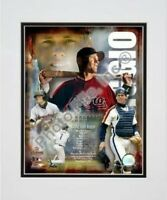 "Craig Biggio Houston Astros MLB Legends Composite Photo (Size 11"" x 14"") Matted"