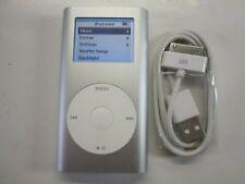 Apple iPod mini 1st Generazione-Argento (64 GB COMPACT FLASH) (nuova batteria)
