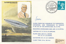 40th Anniversary of the Wellington Sir Barnes Wallis  Flown Pilot Signed