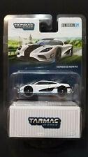 Tarmac Works Koenigsegg Agera Rs White Global64 1/64.