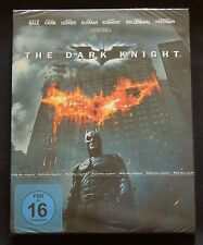 DC'S BATMAN : THE DARK KNIGHT - GERMANY 1ST EDITION BLU-RAY STEELBOOK * NEW ! *