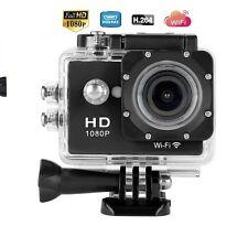 PRO CAM SPORT ACTION FULL HD 1080P WIFI DVR 12MP SUBACQUEA VIDEOCAMERA mshop