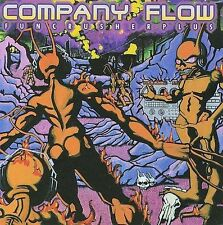 Funcrusher Plus by Company Flow (CD, May-2009, Definitive Jux Records)-1882-18