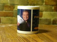 Collectible Television Show Promo Mug Who Wants To Be A Millionaire Regis Philbi
