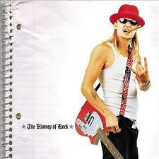 History of Rock KID ROCK MUSIC CD