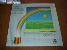 Ben Jorge - Sonsual - LP 1985 - SIGILLATO