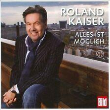 """ROLAND KAISER - ALLES IST M""""GLICH NEW CD"""