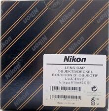 Nikon AF 14mm/2.8ED lens cap Genuine Nikon