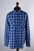 Barbour Checked Long Sleeve Shirt Size XXL