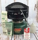 Vtg Coleman Catalytic Heater 512-700 3500 BTU Camping Tent & Box