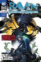 Raven Daughter of Darkness #11 DC Comics 1st Print 2018 Unread NM