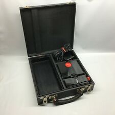 Vintage Realist Red Button Plug-in 3D Stereo Slide Viewer ST-70 w Hard Case