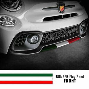 Stripes Strisce Adesive Tricolore Italia per 500 Abarth