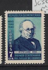 Dominican Republic SC 357 MNH (3dtj)