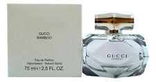 GUCCI BAMBOO BY GUCCI EAU DE PARFUM SPRAY 75 ML / 2.5 FL.OZ. (T)